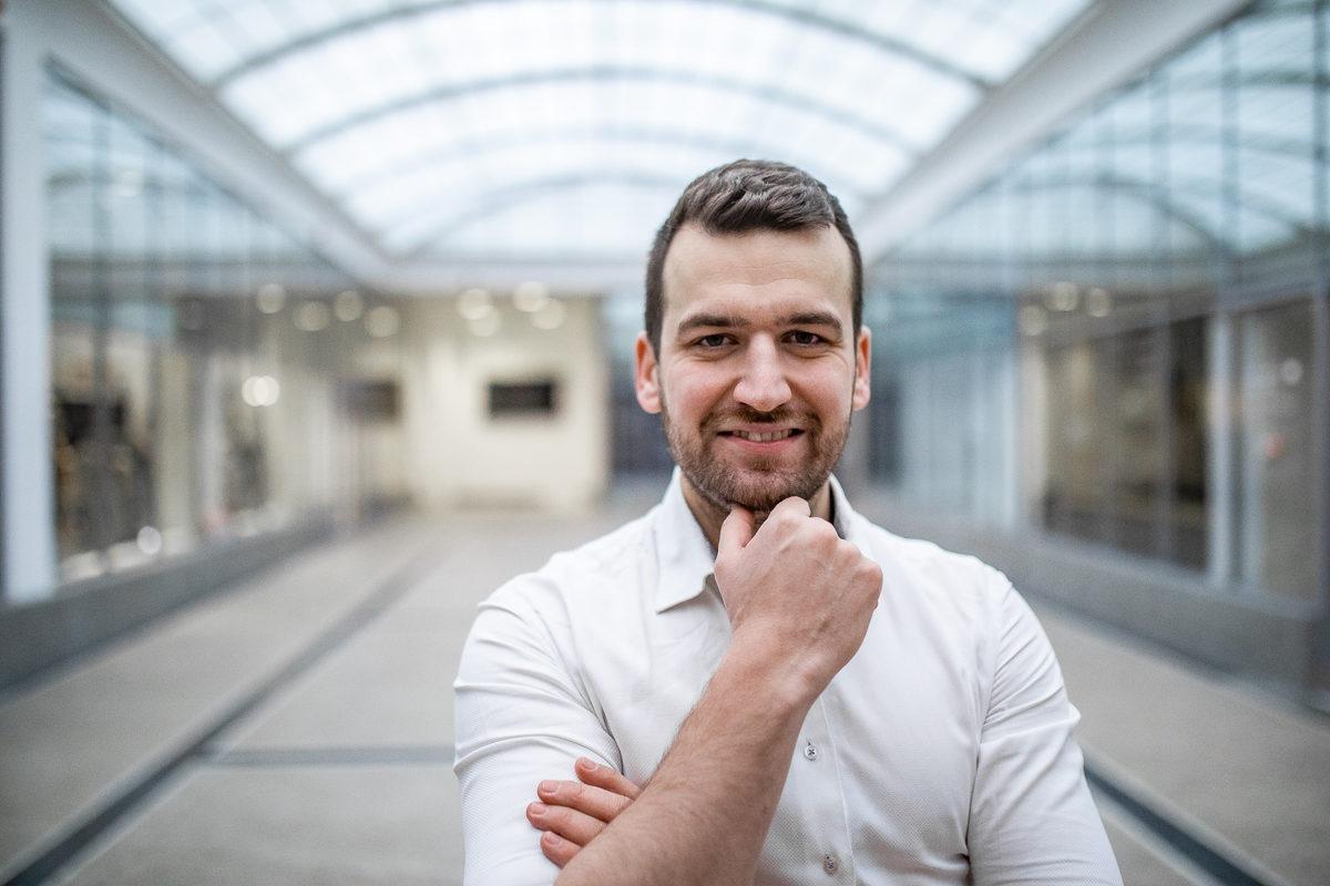 Matej Krejci - author Digidetox