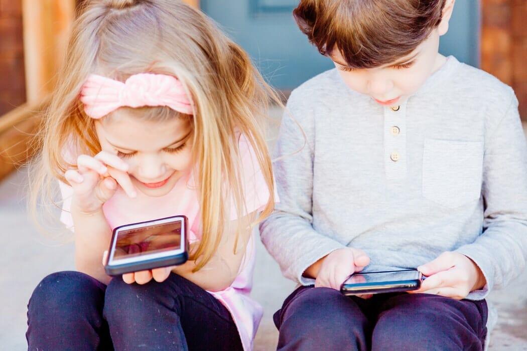 Děti na mobilu - Digidetox