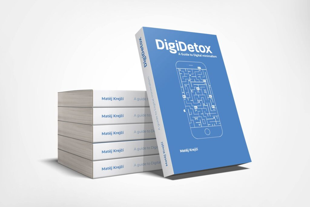 Digidetox - book